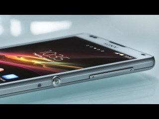 Xperia™ ZL - Full HD smartphone from Sony. CES 2013(Видео)