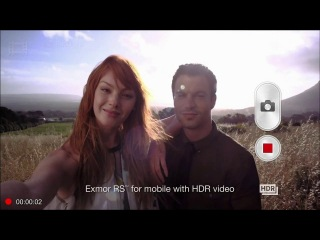 Sony Xperia™ Z - Exmor RS Camera Ad(Видео)