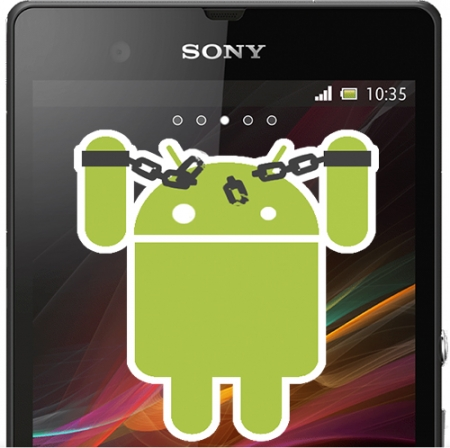 Root права для Sony Xperia Z