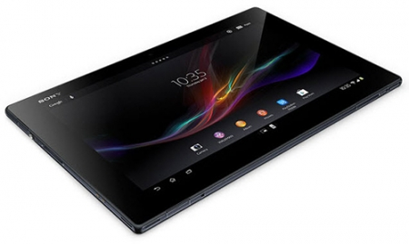 Вскрытие планшета Sony Tablet Xperia Z