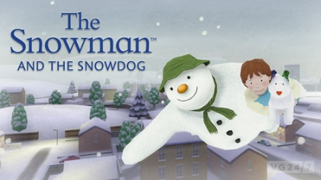 The Snowman & The Snowdog Game для Xperia