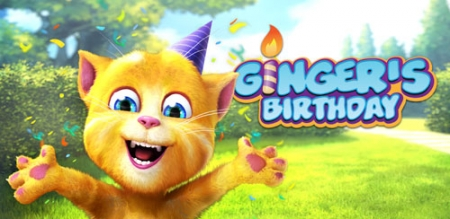 Ginger's Birthday для Xperia