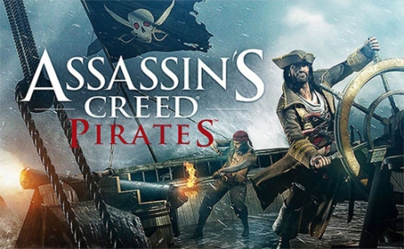 Assassin's Creed Pirates на Xperia