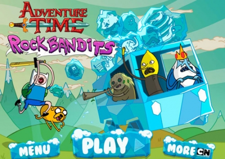 Rock Bandits - Adventure Time для Android (Xperia)