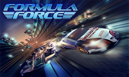 Formula Force Racing - гонки для Android (Xperia)